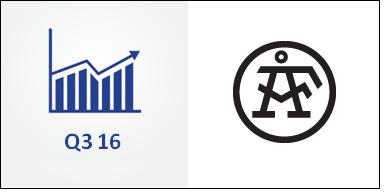 ÅF: Revenue Slows Down in Q3 2016 to +2.1% CC/CP