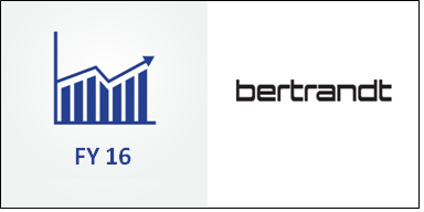 Low Growth for Bertrandt in Q4 FY 2016