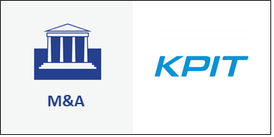 KPIT Says Merger with Birlasoft is on Track. Strong Q4 FY18 Performance in its PES Unit