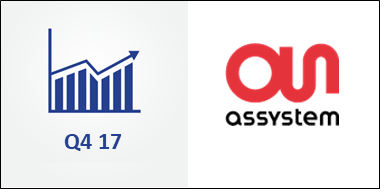 A Soft Q4 2017 Performance for Assystem
