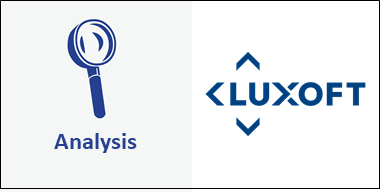 Spotlight on Luxoft's ER&D services capabilities: Automotive