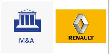 Renault Acquires Two R&D Centers from Intel in France