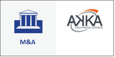 Akka Technologies Expands to Energy and Pharma Processes with Matis Acquisition