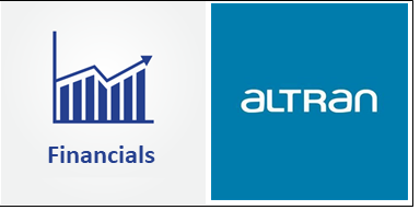Altran: Aricent back to growth in Q2!