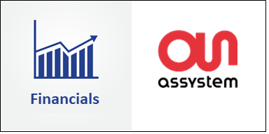 Assystem Grows Organically by 10% in 2019